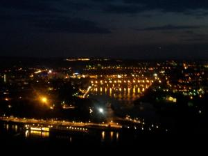 Koblenz post mal wieder rum
