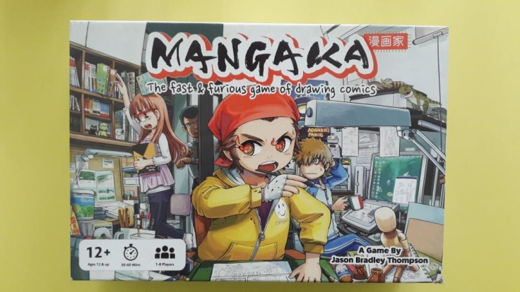 Mangaka_Cover