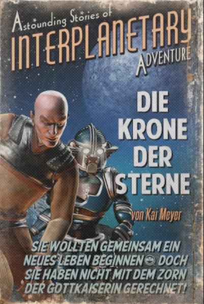 """""""Die Krone der Sterne"""" von Kai Meyer"""