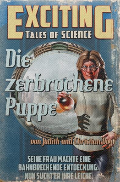 """""""Die zerbrochene Puppe"""" von Judith und Christian Vogt"""
