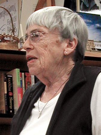 Ursula K. LeGuin (Foto von Gorthian, CC BY-SA 3.0)