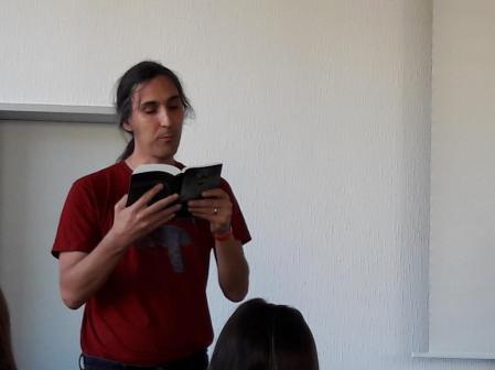 Plaschka-Lesung
